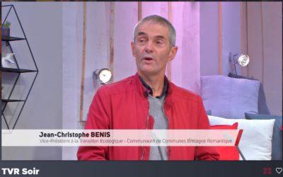 TV Rennes : Défi foyers à alimentation positive